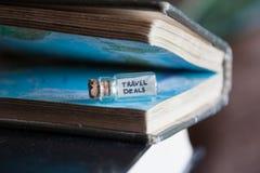 Reise-Angebote lizenzfreies stockfoto
