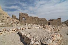 Reise auf Ägypten - Deir Al-Madina Lizenzfreie Stockbilder