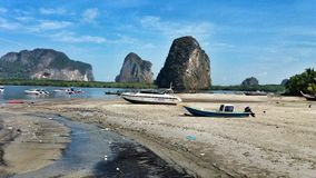 Reise bei Trang, Thailand lizenzfreie stockfotografie