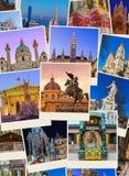 Reise-Bildhintergrund Wiens Österreich meine Fotos Lizenzfreies Stockfoto