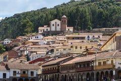 Reise Cusco Peru Stockfotos