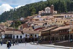 Reise Cusco Peru Stockbild