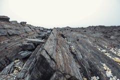 Reise in den Bergen Stockfoto