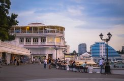 Reise in die Krim stockfotografie