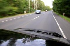 Reise durch Auto Stockbilder