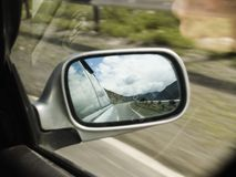 Reise durch Auto Lizenzfreie Stockfotos