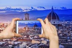 Reise Europa - Florenz, Italien Stockbilder