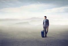 Reise für Geschäft Lizenzfreies Stockbild