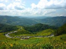 Reise am Feiertag in Thailand Stockfotos