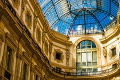 Reise in Italien: Mailand, Lombardia Lizenzfreie Stockfotos