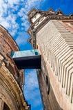 Reise in Italien: Novara, Piemonte Stockbild