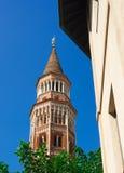 Reise in Italien: Novara, Piemonte Lizenzfreies Stockfoto