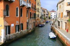 Reise Italien: Venedig Lizenzfreies Stockbild
