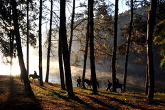 Reise nördlich von Thailand Lizenzfreie Stockfotos