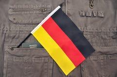 Reise nach Deutschland. Stockfotografie