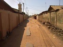 Reise nach Gambia stockfotografie