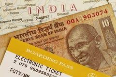 Reise nach Indien lizenzfreie stockbilder