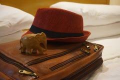 Reise nach Indien - Geist der Reise Lizenzfreies Stockfoto
