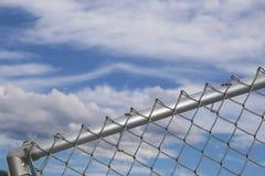 Reise nach Kanada oder Amerika, zum des Baseballs unter blaue Himmel aufzupassen! stockfotografie