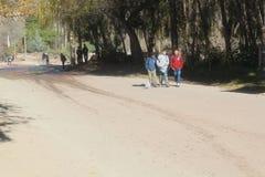 Reise nach Marokko Szenisch, Natur, ruhig lizenzfreies stockbild