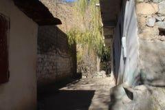 Reise nach Marokko Szenisch, Natur, ruhig stockfoto