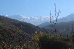 Reise nach Marokko Szenisch, Natur, ruhig lizenzfreie stockfotografie
