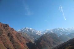 Reise nach Marokko Szenisch, Natur, ruhig lizenzfreies stockfoto