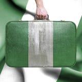 Reise nach Nigeria stockbilder