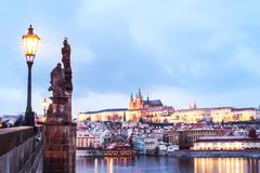 Reise nach Prag Lizenzfreies Stockbild