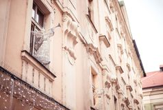 Reise nach Prag Stockfoto