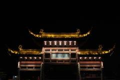 Reise in Nanjing Stockbild