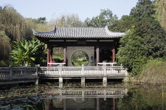 Reise in Nanjing Lizenzfreies Stockfoto