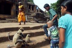 Reise Orissa Stockfoto