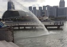 Reise in Singapur lizenzfreies stockfoto