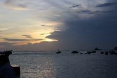 Reise-Strand-Küste Stockbilder