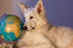 Reise um die Welt Lizenzfreie Stockfotografie
