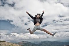 Reise und Abenteuer Stockfoto