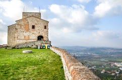 Reise Verucchio - Riminis - Emilia Romagnas - Italiens lizenzfreie stockfotografie