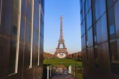 Reise zu Europa, Eiffelturm Stockfotos