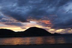 Reise zu Penticton, Britisch-Columbia, Kanada Lizenzfreie Stockfotos