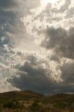 Reise zum Sturm Lizenzfreies Stockbild