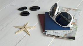 Reiseausrüstung Stockfotografie