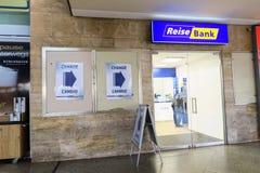 Reisebank Fotografia Stock