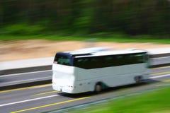Reisebus stockbild