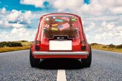Reisefeiertagskonzept Lizenzfreies Stockfoto