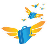 Reisekonzeptdesign Lizenzfreie Stockfotos