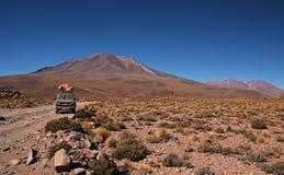 Reisen in Bolivien lizenzfreie stockbilder
