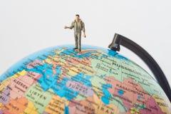 Reisen die Welt Lizenzfreie Stockfotos
