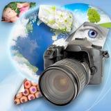 Reisen-Konzept Lizenzfreies Stockbild
