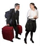 Reisen-Leuchte Lizenzfreies Stockfoto